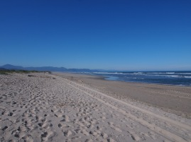 Karamea beach