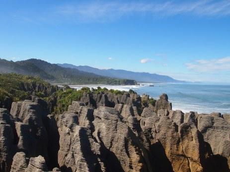 Pancake Rocks and Blowhole