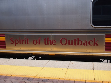 The Spirit Of Outback