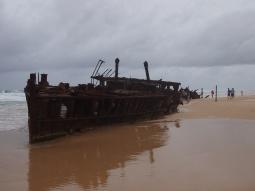 Fraser Island - 75 Mile Beach