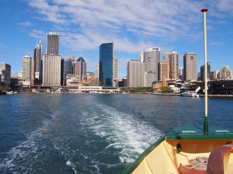 Baie de Sydney 1