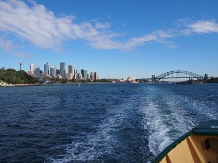 Baie de Sydney 7
