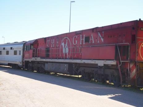The Ghan 25