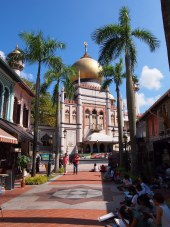 Singapour - Kampong Glam