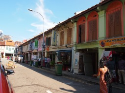 Singapour - Little India