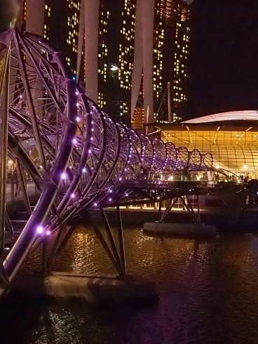 Singapour - The Helix