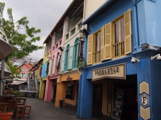 Singapour - Clark Quay