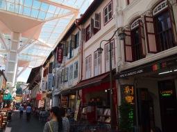 Singapour - Chinatown