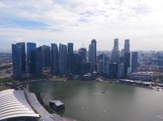 Singapour - Marina Bay Sands & Skypark