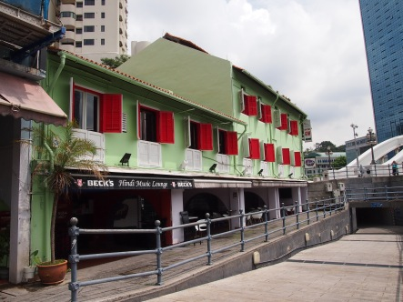 Singapour - Boat & Clark Quay