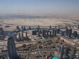 Emirats Arabes Unis - Burj Kalifa