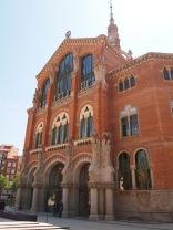 Espagne - Barcelone - Hospital de St Creu I St Pau