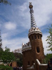 Espagne - Barcelone - Park Güell