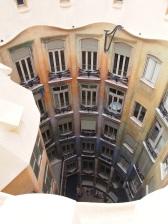 Espagne - Barcelone - Casa Mila - La Pedrera