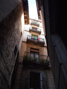 Espagne - Barcelone - Le Barri Gotic