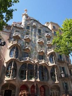 Espagne - Barcelone - Casa Batlo