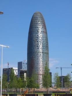 Espagne - Barcelone - Torre Agbar