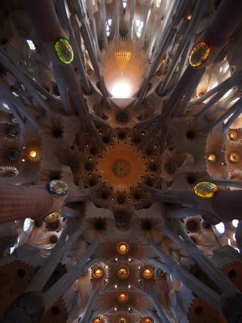 Espagne - Barcelone - La Sagrada Familia