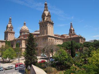 Espagne - Barcelone - Montjuïc