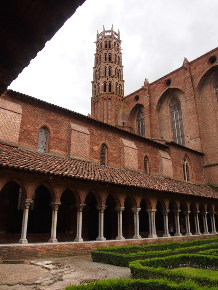 France - Toulouse - Le couvent des Jacobins