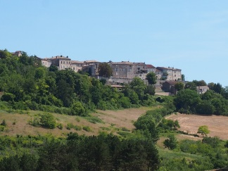 France - Castelnau de Montmiral