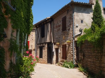 France - Puycelsi