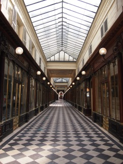 France - Paris - Passages parisiens