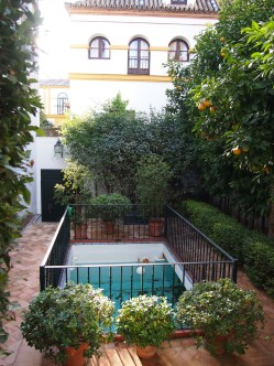 Espagne - Séville - Hospital De Los Venerables Sacerdotes