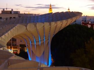 Espagne - Séville - Métropole Parasol