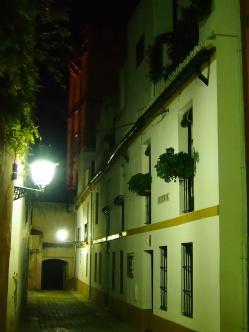 Espagne - Séville - Santa Cruz