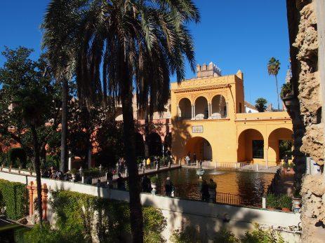 Espagne - Séville - L'Alcazar