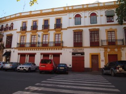 Espagne - Séville - Plaza de Torros de la Real Maestranza