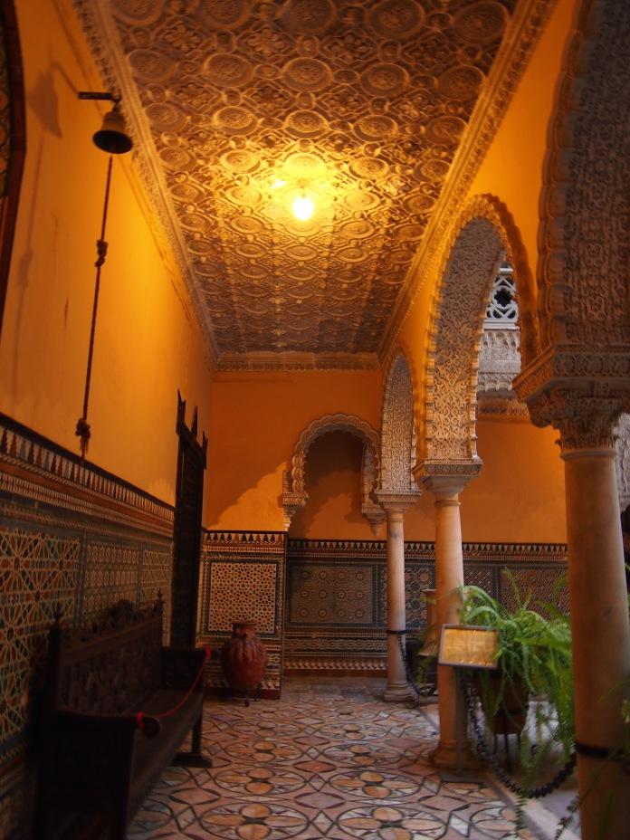 Espagne - Séville - Palacio de la Condesa de Lebrija