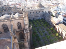 Espagne - Séville - La Cathédrale