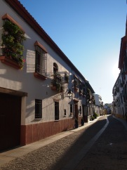 Espagne - Dans les rues de Cordoue