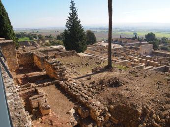 Espagne - Cordoue - Medina Azahara