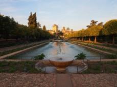 Espagne - Cordoue - L'Alcazar et ses jardins