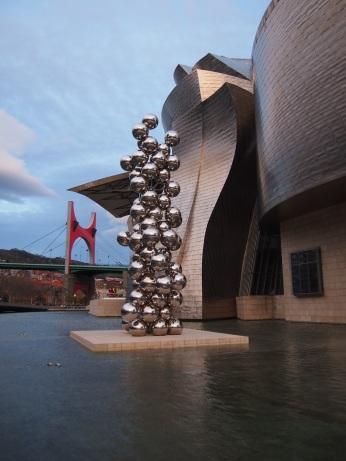 Espagne - Bilbao - Le Guggenheim
