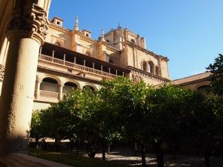 Espagne - Grenade - Le Monasterio de San Jerénimo