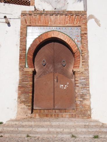 Espagne - Grenade - Dans les rues de l'Albayzin