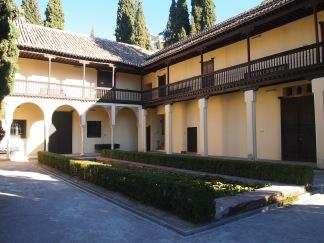 Espagne - Grenade - Casa Del Chapiz