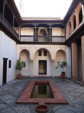Espagne - Grenade - Casa Morisca de Horno de Oro