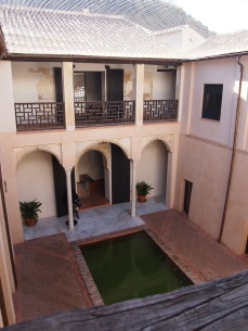 Espagne - Grenade - Casa de Zafra