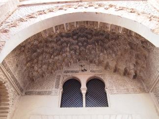 Espagne - Grenade - Palacio de Al-Horra