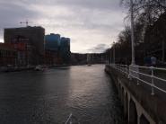 Espagne - Bilbao - Le long du Ria Del Nervion