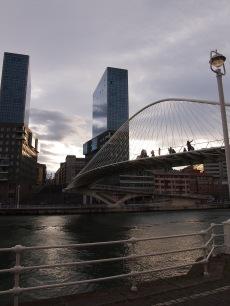 Espagne - Bilbao - Zubizuri