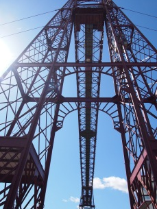 Espagne - Getxo - Puente Colgante