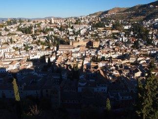 Espagne - Grenade - L'Alhambra