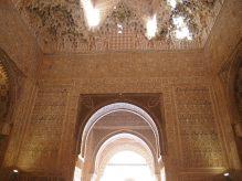 Espagne - Grenade - L'Alhambra : Palacios Nazaries